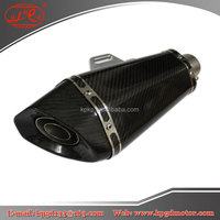 Yoshimura Style Motorcycle Racing Carbon Fiber Exhaust Muffler for 1000CC Motorcycle