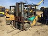 Hot Competitive Price Japan Brand FD25 Diesel Forklift Used 2.5 Ton Forklift Truck