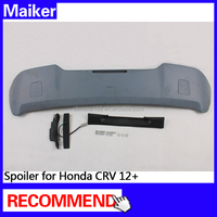 Rear Spoiler with LED for Honda CRV 12+ SUV auto parts Accessorices