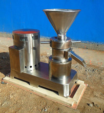 factory produce commercial peanut butter machine/industrial good quality peanut butter making machine