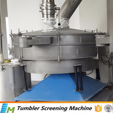 Multi-layer flour tumbler sifter/ xxsx hot vibratory screen in china