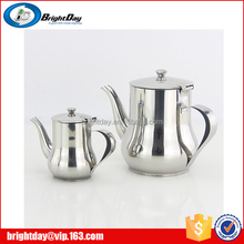 Stainless steel ounce pot coffee kettle fruit infusion pitcher