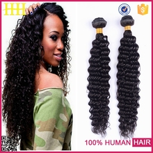 Hot new products for 2016 top sale 100% unprocessed virgin peruvian jerry curl hair