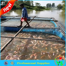 Thailand fishing farm fish nursery bag net