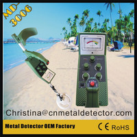MD-3006 ground searching metal detector hobby gold finder machine