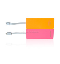Made in China portable power bank 3000mah, best power bank for iPone Samsung