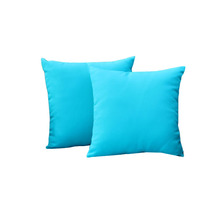 Comfortable Waterproof Outdoor Sofa Cushion & Pillow