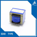ei48 Pin type Iron laminated core Transformers 12v 300ma