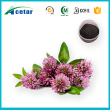 Raw material fine powder Chinese supplier isoflavones Red clover extract