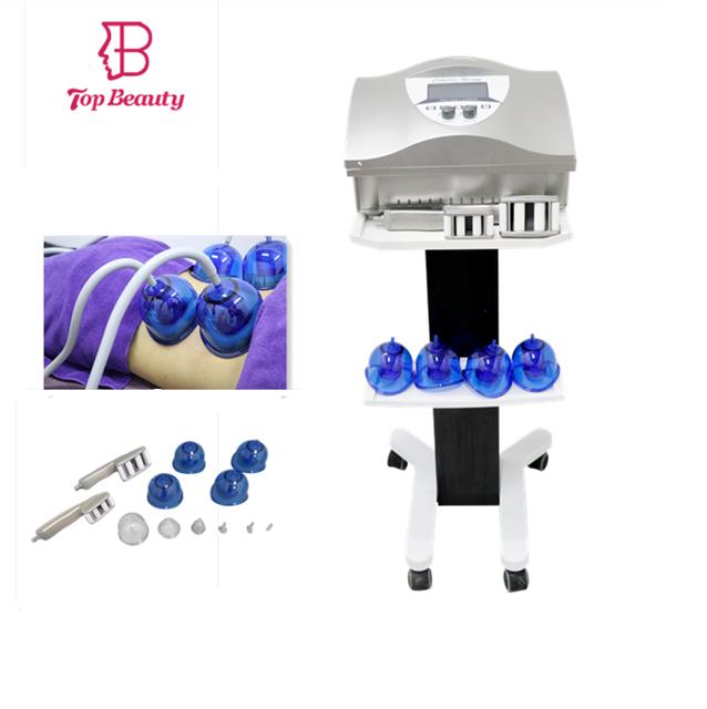 Top Beauty velashape full body shaper vacuum roller cellulite machine