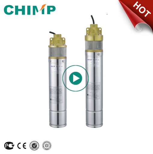 CHIMP SK series 1.0HP automatic Russian boring submersible water <strong>pump</strong>