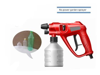 No Power Garden Sprayer
