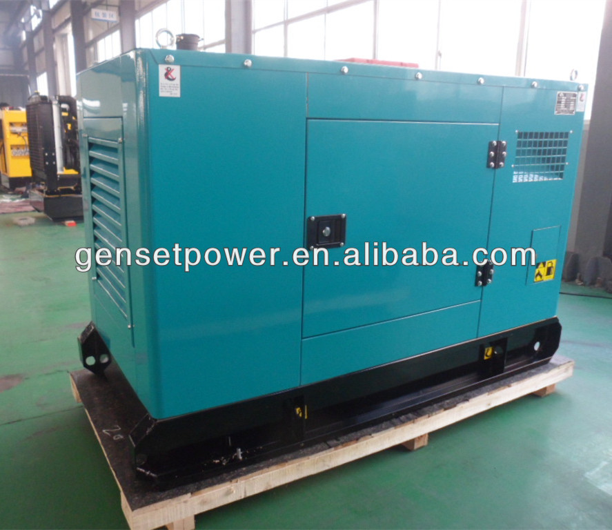 8kva to 30kva Silent Portable Diesel Generator For House