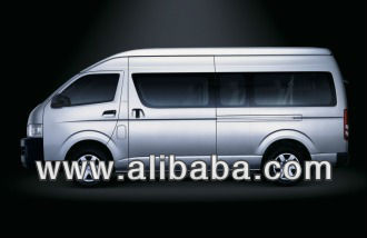 Used Toyota Hiace Commuter (From Thailand)