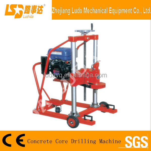 drilling machine for soil in testing