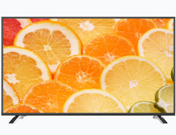 2017 newest flat tv led smart led tv lcd tv 55 inch