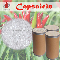 Factory offer high purity plant extract Capsaicin