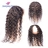 Brazilian Hair Lace Frontal Natural Hairline 22.5*4*2 360 Lace Band Frontal Closure