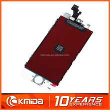 Best price perfect quality screen glass cover assembly for iphone 5 glass touch replacement!!!