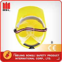 Golden Supplier construction safety CE helmet