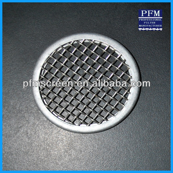 Stainless steel Sintered Porous Metal Filter Disc