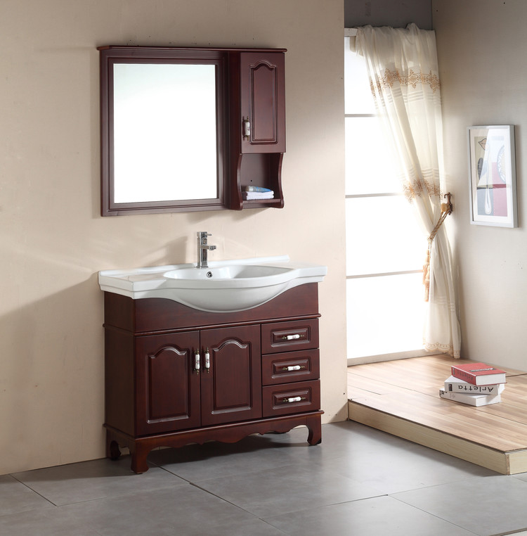 1037 cheap single bathroom vanity