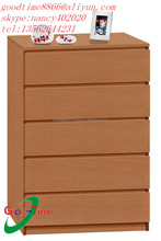 45 degree slide chest of drawers