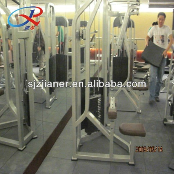 Safety Rubber Gym Sports Flooring
