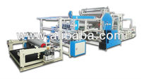Two-Liquid Type Glue TPU Film Laminating Machine