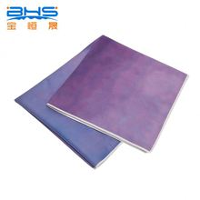 High GSM embroidery non slip recycled yoga towel