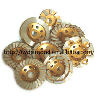 Best Sales! All Kinds of Grinding Cup Wheel High Quality Diamond Grinding Cup Wheel Concrete Grinding Cup Wheel