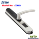 Electronic Smart RF Card Swipe Door Lock Hotel Room Locks In Stainless Steel For Hotel Card Key Lock System