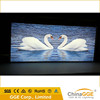 Advanced and clear backlit light photo frame for wall hanging