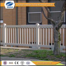 pvc recycled vinyl fence designs