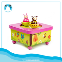 Music Box Baby/Toddler/Child Wooden Toys