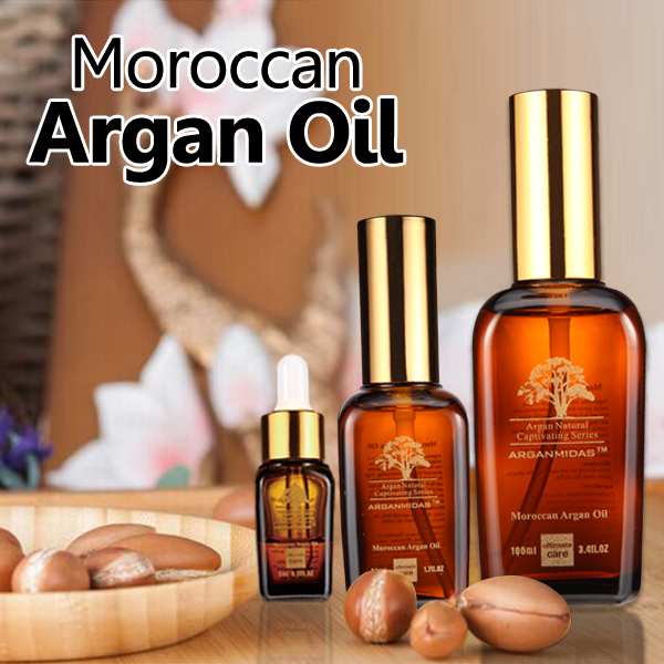 New products 2017 innovative product private label argan oil hair care