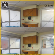 strict quality top sale color change switchable glass smart electrochromic glass with good price