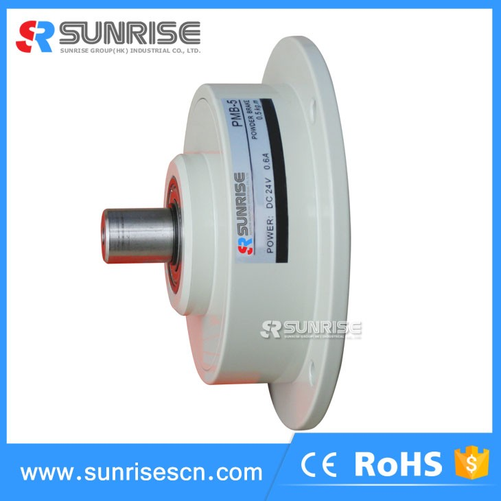 Alibaba Hot Selling SUNRISE Micro Industrial Magnetic Particle Powder Brake