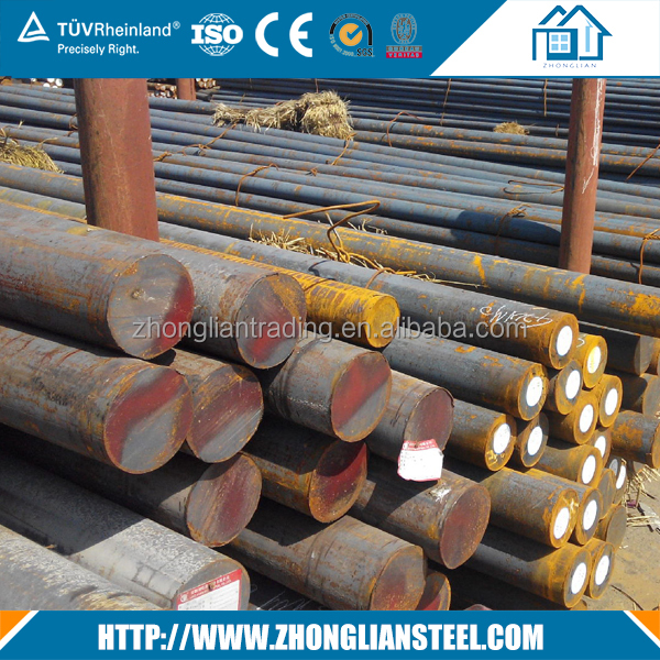 price of s45c 16mm forged steel round bar