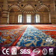 Super Quality Comfortable Handmade Masjid Acrylic Carpet