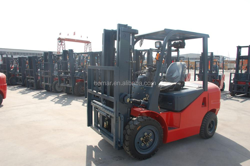 3t diesel forklift CPCD30 Cheap Price China Small forklift for sale