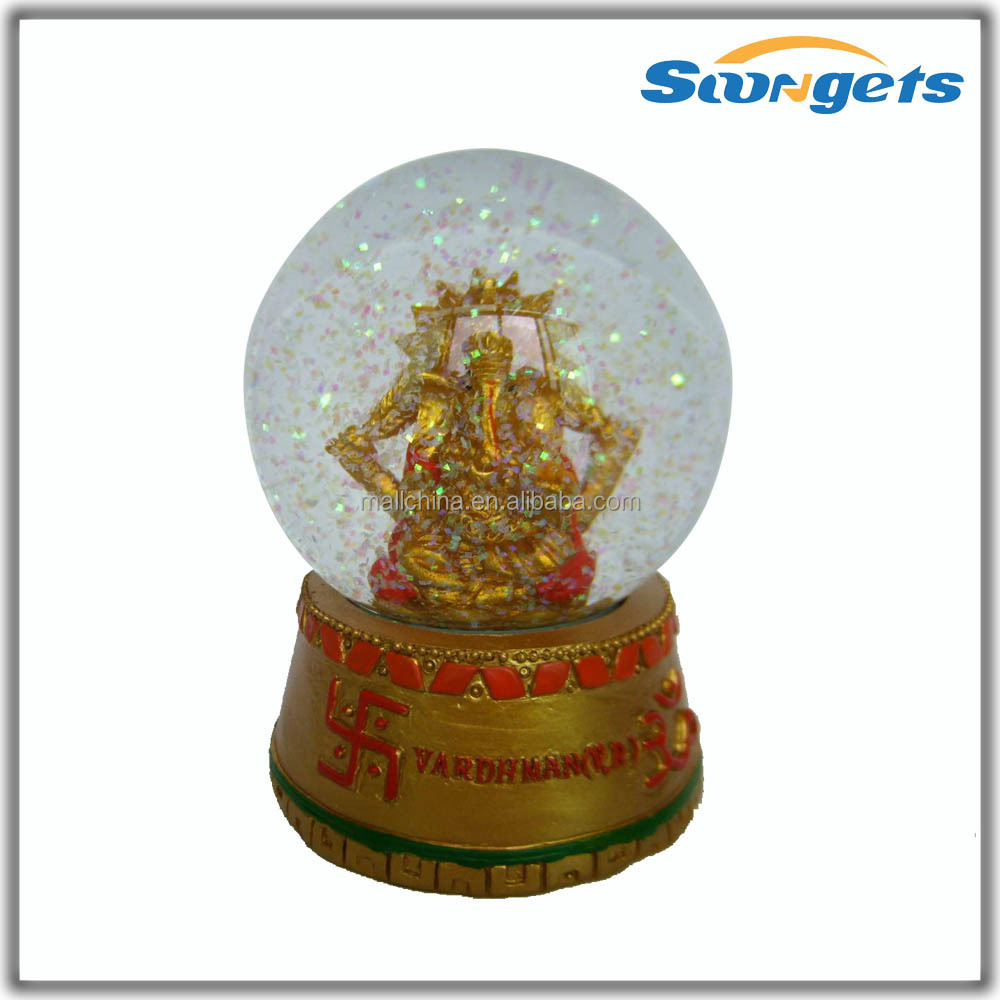 SGE966-G Ganesh Resin Religious Products