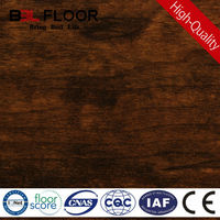 12mm Thickness AC3 Wood Texture water resistant chipboard laminate flooring 6102-1