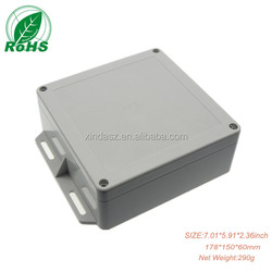 Waterproof Box Wall Mount Round Plastic Enclosure
