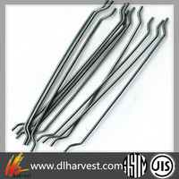 1400mpa End Hooked Steel fiber for Pressure hydrophobic Road