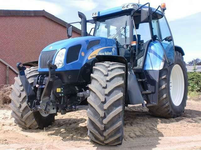2006 NEW HOLLAND TVT 170 AUTO COMMAND