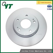 Chinese best brake disc for Porsche Cayenne VW Touareg cars 7L6615301N front axle left