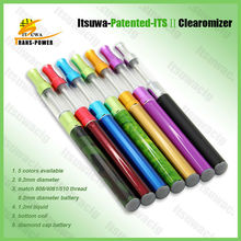 strict examination battery Itsuwa ITS 2 super slim vaporizer wick for electronic cigarette
