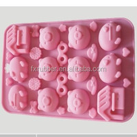 silicone cake moulds,silicone impression fondant mold,cooking mold kitchen utensils