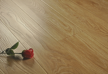 High quality cork harding laminated wood flooring